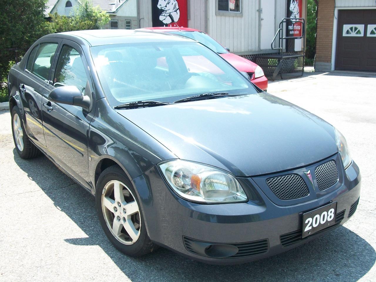 Photo of Gray 2008 Pontiac G5