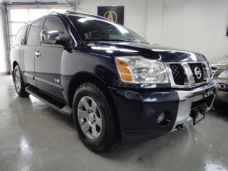 Used 2007 Nissan Armada LE,NAVI,DVD,BACK CAM,FULLY LOADED for sale in North York, ON