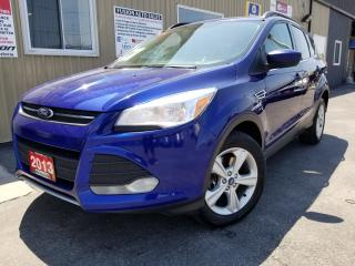 Used 2013 Ford Escape SE-LOCAL TRADE-TOUCH SCREEN-HEATED SEATS-BLUETOOTH for sale in Tilbury, ON