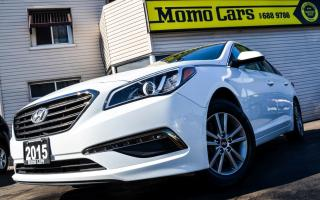 Used 2015 Hyundai Sonata 2.4L GL!Touchscreen+Backup Cam!Only $134/biweekly! for sale in St Catharines, ON