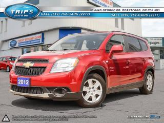 Used 2012 Chevrolet Orlando 1LT for sale in Brantford, ON