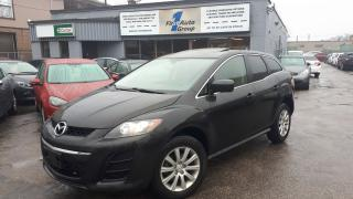 Used 2010 Mazda CX-7 GX LEATHER, P-MOON, BLUETOOTH for sale in Etobicoke, ON