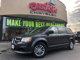 Used 2017 Dodge Grand Caravan SXT NAVI DVD FULL STOW LOW KMS B-TOOTH for sale in Scarborough, ON