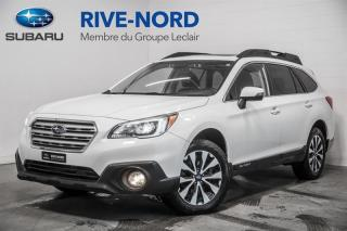 Used 2016 Subaru Outback 3.6R Limited EyeSight NAVI+CUIR+TOIT.OUVRANT for sale in Boisbriand, QC