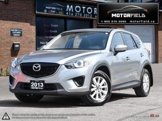 Used 2013 Mazda CX-5 GX *ONE OWNER, NAVI, MINT* for sale in Scarborough, ON