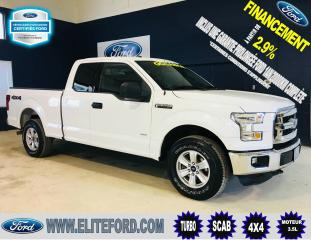 Used 2015 Ford F-150 SCAB, 4X4, 3.5L ÉCOBOOST for sale in Saint-jerome, QC