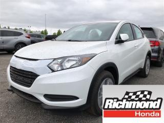 New 2018 Honda HR-V LX for sale in Richmond, BC