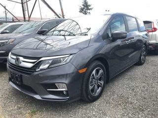 New 2019 Honda Odyssey EX-L w/Navi for sale in Richmond, BC