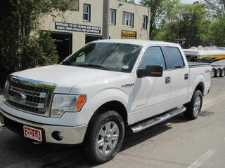Used 2014 Ford F-150 XLT SUPERCREW 5.5-FT for sale in Brockville, ON