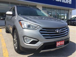 Used 2015 Hyundai Santa Fe XL - for sale in Owen Sound, ON