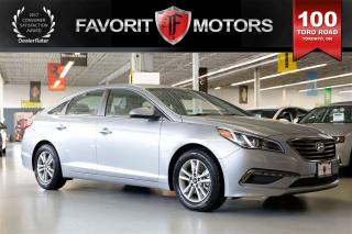 Used 2015 Hyundai Sonata GL | REVERSE CAMERA | AUX for sale in North York, ON