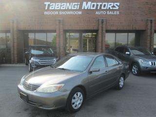 Used 2004 Toyota Camry AUTO | A/C | JUST TRADED IN | SOLD AS-IS for sale in Mississauga, ON