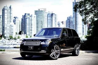 Used 2016 Land Rover Range Rover Supercharge for sale in Burnaby, BC