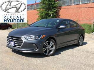 Used 2017 Hyundai Elantra GLS PACKAGE for sale in Etobicoke, ON