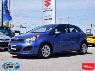Used 2014 Kia Rio LX+ for sale in Barrie, ON