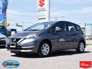 Used 2017 Nissan Versa Note SV ~5.0 Touchscreen ~RearView Camera ~Heated Seats for sale in Barrie, ON