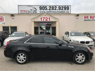 Used 2009 Cadillac CTS AWD, Leather, Sunroof, WE APPROVE ALL CREDIT for sale in Mississauga, ON