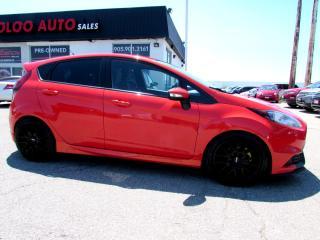 Used 2014 Ford Fiesta ST Hatchback 6 Speed Manual Certified Warranty for sale in Milton, ON