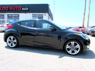 Used 2014 Hyundai Veloster AUTOMATIC NAVIGATION CAMERA CERTIFIED WARRANTY for sale in Milton, ON
