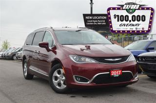 Used 2017 Chrysler Pacifica Touring-L Plus - Pwr Doors, Back Up Cam, Blindspot for sale in London, ON