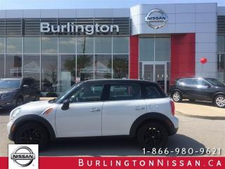 Used 2014 MINI Cooper Countryman ACCIDENT FREE ! ONE OWNER ! for sale in Burlington, ON