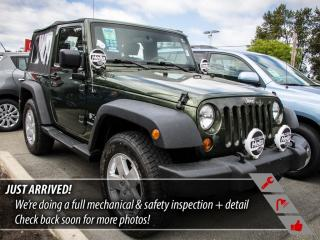 Used 2008 Jeep Wrangler X for sale in Port Moody, BC