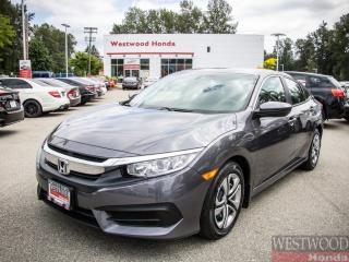 Used 2017 Honda Civic LX for sale in Port Moody, BC