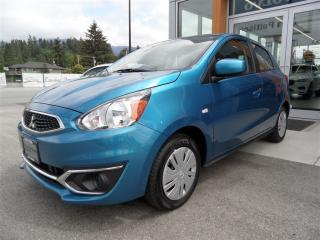 Used 2018 Mitsubishi Mirage ES for sale in North Vancouver, BC