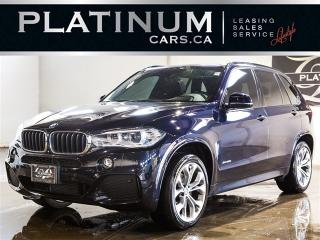 Used 2015 BMW X5 xDrive35i, 7 PASSENGER, M-SPORT, NAVI, CAM, PANO for sale in North York, ON