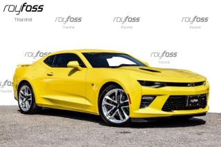 Used 2017 Chevrolet Camaro 2SS Nav Roof BOSE HUD for sale in Thornhill, ON