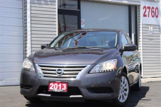 Used 2013 Nissan Sentra 1.8 SV. Loaded. Very Clean. 69000 KLM for sale in North York, ON