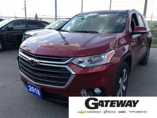 Used 2018 Chevrolet Traverse LT True North for sale in Brampton, ON