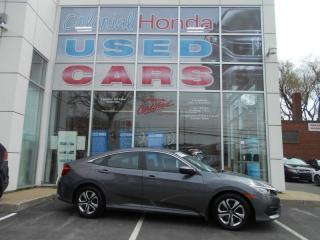 Used 2016 Honda Civic LX BACK UP CAMERA HEATED BUCKET SEATS for sale in Halifax, NS