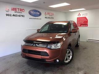 Used 2014 Mitsubishi Outlander ES PREMIUM for sale in Dartmouth, NS