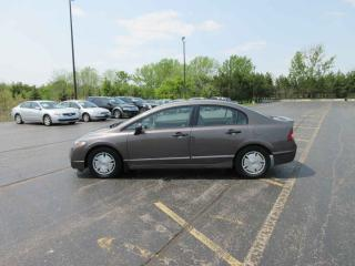 Used 2011 Honda CIVIC DX-G FWD for sale in Cayuga, ON