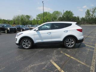 Used 2014 Hyundai SANTA FE 2.0T LIMITED AWD for sale in Cayuga, ON