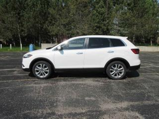 Used 2013 Mazda CX-9 GR TOURING AWD for sale in Cayuga, ON