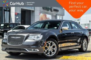 Used 2017 Chrysler 300 C Platinum AWD|Pano_Sunroof|Heat Seats|Keyless_Go|19