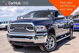 Used 2018 RAM 2500 Limited|4x4|Diesel|Navi|Sunroof|Trailer Tow Group|Bluetooth|R-Star|20