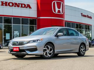 Used 2016 Honda Accord LX..PREVIOUS U.S. for sale in Milton, ON