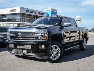 Used 2018 Chevrolet Silverado 2500 HIGH COUNTRY, SHORT BOX, 6.6 DURAMAX, LIKE NEW for sale in Ottawa, ON
