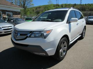 Used 2008 Acura MDX 4 RM  Groupe Élite for sale in Quebec, QC