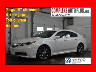 Used 2014 Acura TL Sh-Awd A-Spec for sale in Saint-jerome, QC