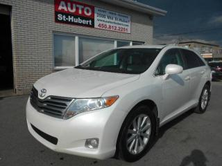 Used 2009 Toyota Venza AWD for sale in St-hubert, QC