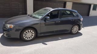 Used 2009 Subaru Impreza 2.5i w/Sport Pkg for sale in North York, ON