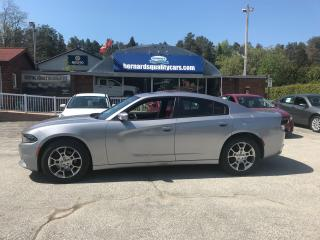 Used 2016 Dodge Charger SXT for sale in Flesherton, ON