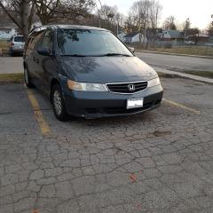 Used 2004 Honda Odyssey LX for sale in Guelph, ON