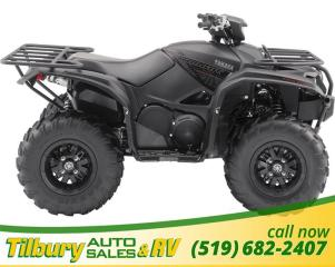 New 2018 Yamaha KODIAK 700 EPS SE2 for sale in Tilbury, ON
