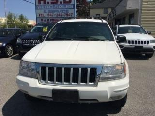 Used 2004 Jeep Grand Cherokee Limited for sale in Scarborough, ON