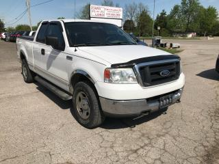 Used 2004 Ford F-150 XLT for sale in Komoka, ON